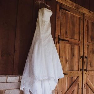 Winnie Couture wedding dress